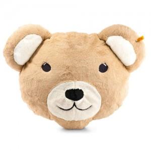 Steiff Teddy Bear Cushion - Blond/Cream - Plush For Baby-Soft Skin - 42cm - 240492