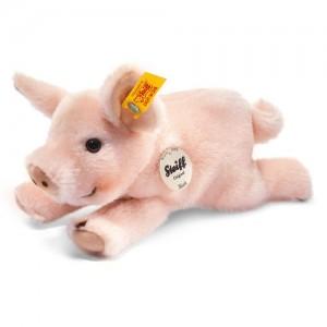 Steiff Little Friend Sissi Piglet - Pink - Soft Woven Fur - 22cm - 280016
