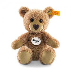 Steiff Cosy Teddy Bear - Reddish Brown - Soft Plush - 16cm - 023613