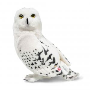 Steiff Hedwig Owl - White - Alpaca - 30cm - 354854