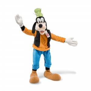 Steiff Disney Goofy - Multicoloured - Mohair - 36cm - 355011