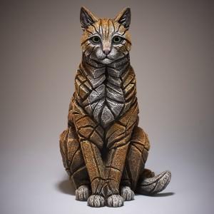 Cat Sitting (Ginger)