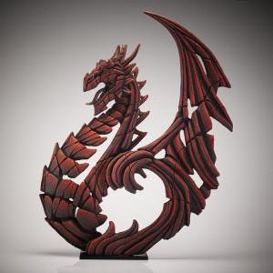 Heraldic Dragon (Red)