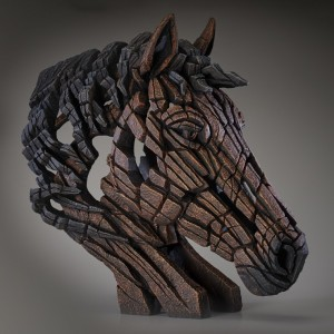 Horse Bust - Bay - 57.0cm