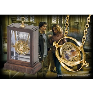 Hermione Time Turner - 24K plated