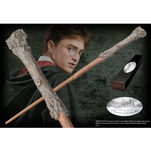 Harry Potters Character Wand